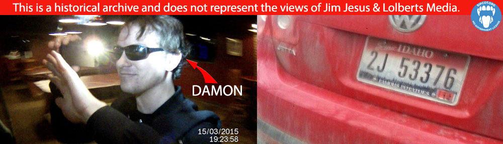 Damon DOXxed